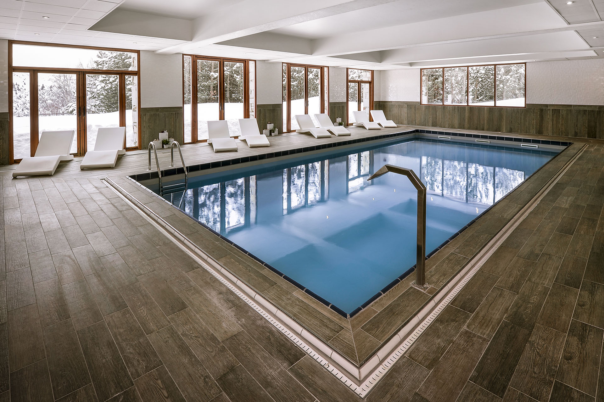 "Piscine du Spa ""Pure Altitude"""